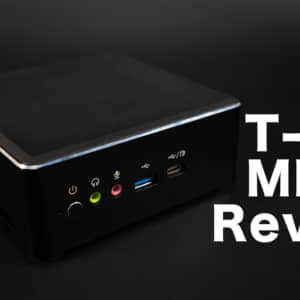 T-bao MN27のレビュー!OS付きで高コスパな3画面出力も出来るミニPC