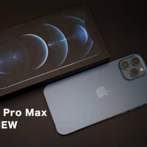 iPhone 12 Pro Maxのレビュー。評判・評価・口コミ