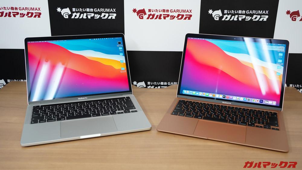 M1版MacBook Air / Pro
