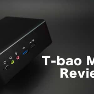T-bao TBOOK MN35のレビュー!Ryzen 5 3550Hの実力をベンチマークでチェック