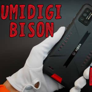 UMIDIGI BISONのレビュー!ハードの作り込みが凄かった約1.6万円のタフネススマホ!