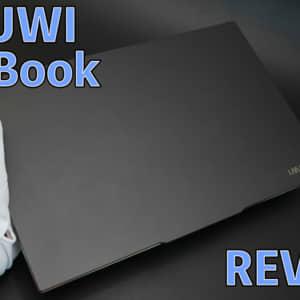CHUWI LarkBookのレビュー!わずか1kgの超軽量エントリーノートPC!