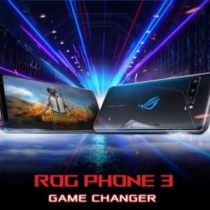 ROG Phone 3/メモリ12GB(Snapdragon 865 Plus)の実機AnTuTuベンチマークスコア