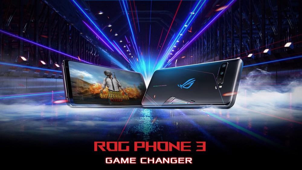 ROG Phone 3/メモリ12GB