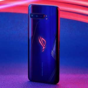 ROG Phone 3/メモリ16GB(Snapdragon 865 Plus)の実機AnTuTuベンチマークスコア