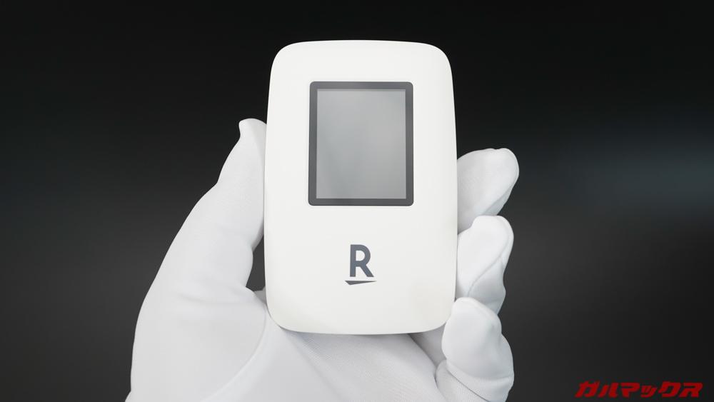 Rakuten Pocket WiFiの外観①