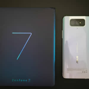 AliExpressで購入したZenFone 7(ZS670KS)が到着。技適付きで激安