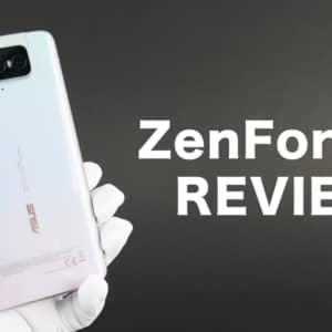 ZenFone 7のレビュー。カメラ好きならこれ
