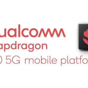 Snapdragon 480が登場!Snapdragon 4シリーズ初の5G対応SoC!