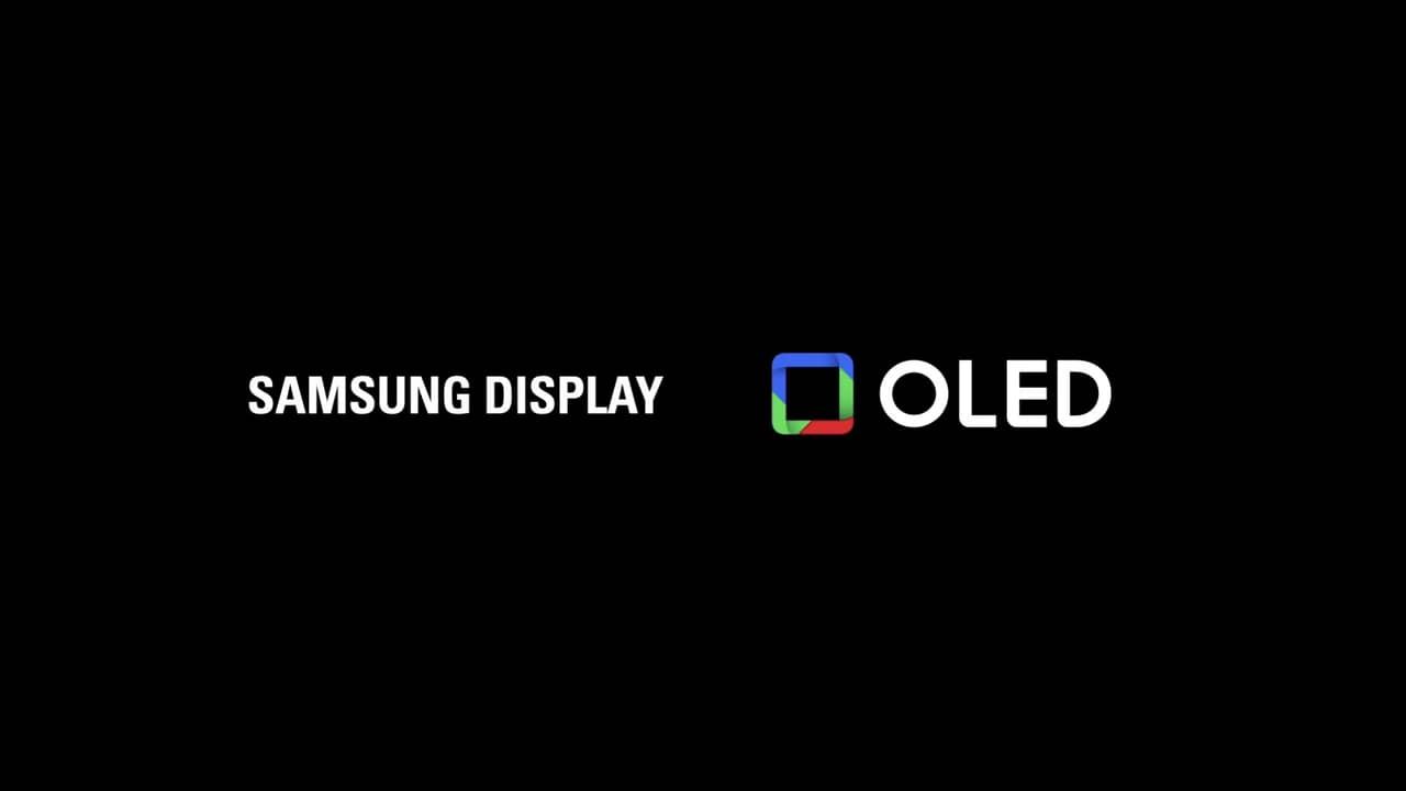 Samsung OLED ディスプレイ