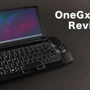 仕事の休憩中もPCゲーム漬け!ゲーミングUMPC「OneGx1 Pro」のレビュー!