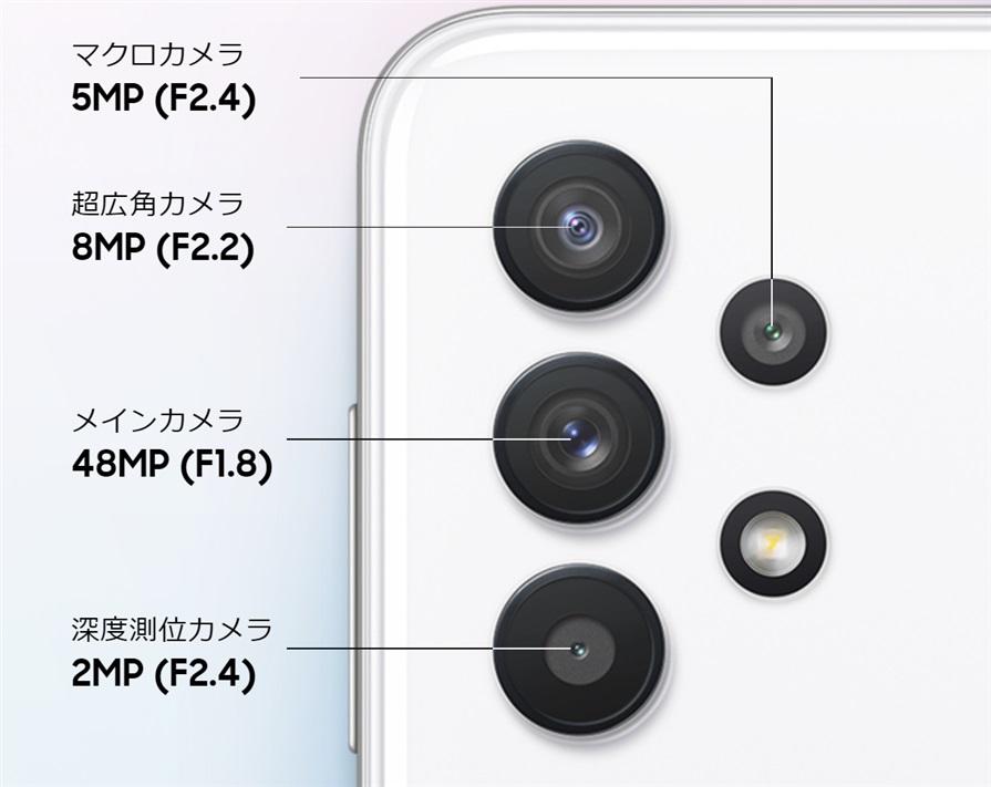 Galaxy A32 5G SCG08