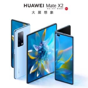 「HUAWEI Mate X2」発表!折りたたみ可能のハイエンドモデル、発売日は3月頃