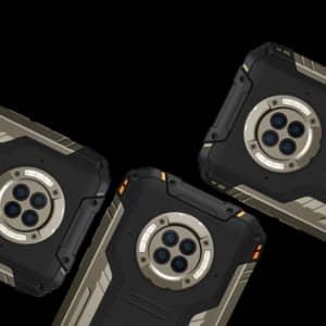 DOOGEE S96 Pro/メモリ8GB(Helio G90)の実機AnTuTuベンチマークスコア
