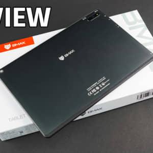 BMAX MaxPad I10のレビュー!約1.6万円の10.1型タブレット!SIM対応も魅力!