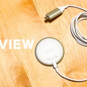 安いから最大7.5Wでも良いや。iPhone 12シリーズで使えるAnkerのマグネット式ワイヤレス充電器レビュー