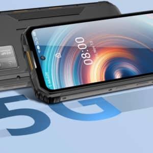 OUKITEL WP10 5G/メモリ8GB(Dimensity 800)の実機AnTuTuベンチマークスコア