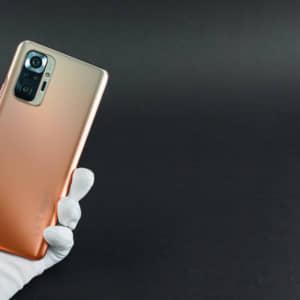 Redmi Note 10 Pro/メモリ6GB(Snapdragon 732G)の実機AnTuTuベンチマークスコア