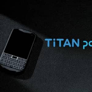 「Unihertz Titan Pocket」クラファン開始!物理キーボード付きの超個性派スマホの小型版