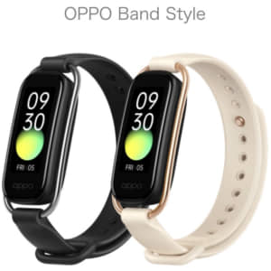 OPPO Band Style発表!血中酸素の測定対応で4480円!4月23日発売!