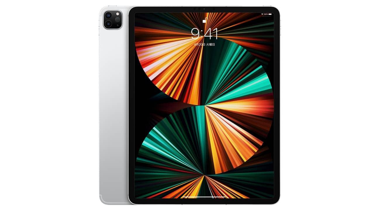 iPad Pro 2021(第5世代)12.9インチモデルのスペック・対応バンドまとめ - ガルマックス