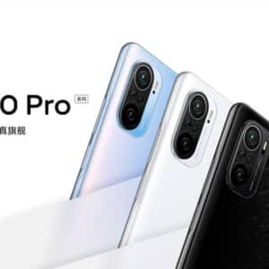 Redmi K40 Pro/メモリ8GB(Snapdragon 888)の実機AnTuTuベンチマークスコア