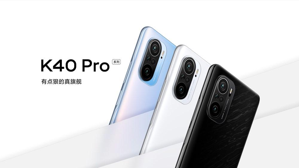 Redmi K40 Pro/メモリ8GB