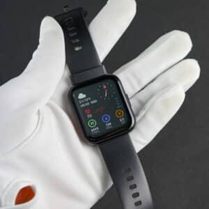 KOSPET MAGIC 3のレビュー!格安で血圧・血中酸素濃度・心拍数の測定に対応のスマートウォッチ