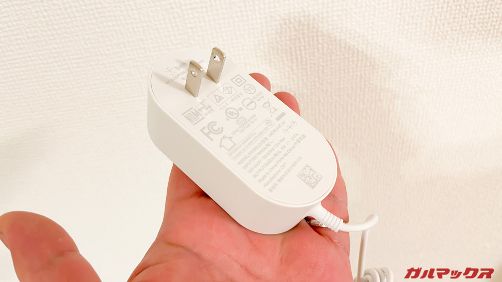 BelkinのMagSafe 3-in-1磁気ワイヤレス充電器