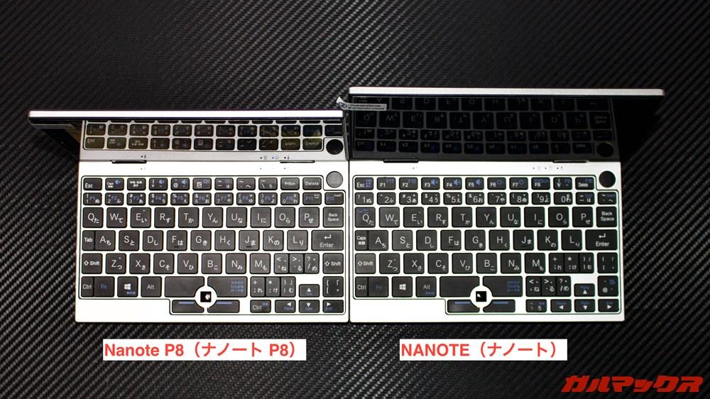 Nanote P8(ナノート P8)