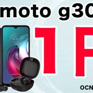 Redmi Note 10 Proが18,000円、moto g30はTWSイヤホンつきで1円。OCNモバイルの特大セール