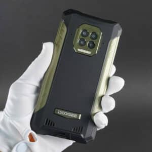 DOOGEE S86のレビュー!バッテリー持ちが凄い、カメラ画質が残念なタフネスモデル