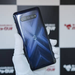 Black Shark 4/メモリ6GB(Snapdragon 870)の実機AnTuTuベンチマークスコア