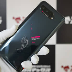 ROG Phone 5/メモリ16GB(Snapdragon 888)の実機AnTuTuベンチマークスコア