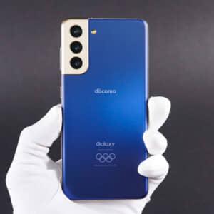 Galaxy S21 5G Olympic Games Editionのレビュー!通常版と何が違うか