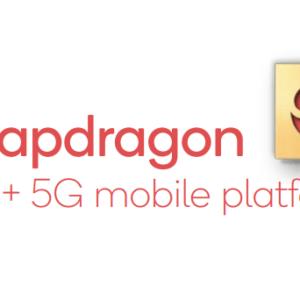 「Snapdragon 888+ 5G」発表!クロック周波数、AI性能が強化。搭載スマホは2021年後半に登場