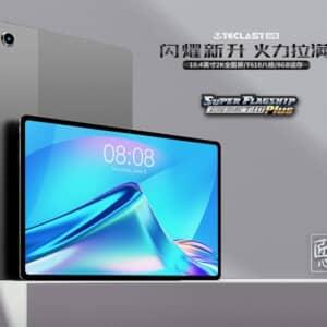 Teclastの新型フラッグシップタブレット「T40 Plus」はUnisoc T618搭載でイヤホンジャック復活