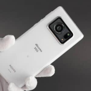 AQUOS R6/メモリ12GB(Snapdragon 888)の実機AnTuTuベンチマークスコア