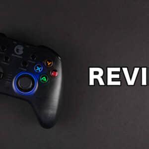 ゲームパッドGameSir T4 Proのレビュー!安価だけど満足度高い!スマホやPC用にオススメ!