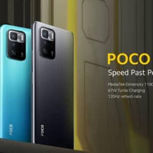「POCO X3 GT」発表!ハイエンドなDimensity 1100搭載で3万円台!