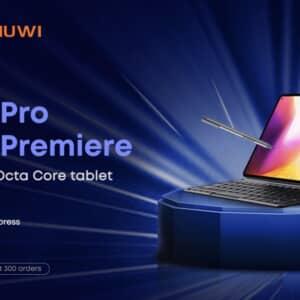 LTE対応タブ「CHUWI HiPad Pro」が発売開始!299.99ドルが199.99ドルの超特価で初売りッ!
