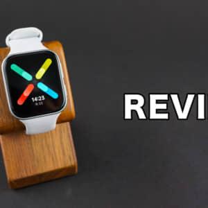 OPPO Watchのレビュー!常時表示や通知返信など多機能で便利だけど電池もちは残念だった!