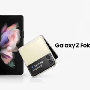 「Galaxy Z Fold3 5G」「Galaxy Z Flip3 5G」発表!第3世代の折り畳みスマホでた!