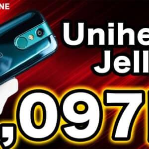 OCNモバイルONEの8月セール第二弾!Unihertz Jelly 2がMNP乗り換えなら1,097円!