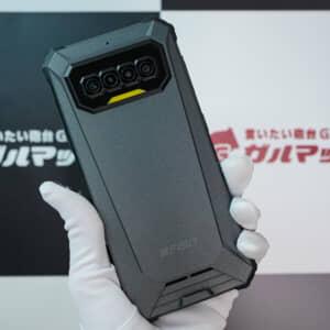 iiiF150 R2022/メモリ8GB(Helio G95)の実機AnTuTuベンチマークスコア