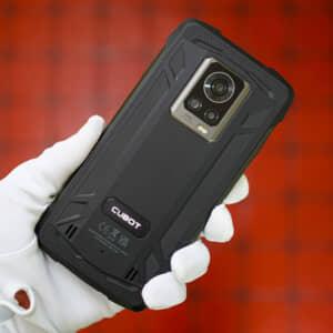CUBOT KingKong 7/メモリ8GB(Helio P60)の実機AnTuTuベンチマークスコア