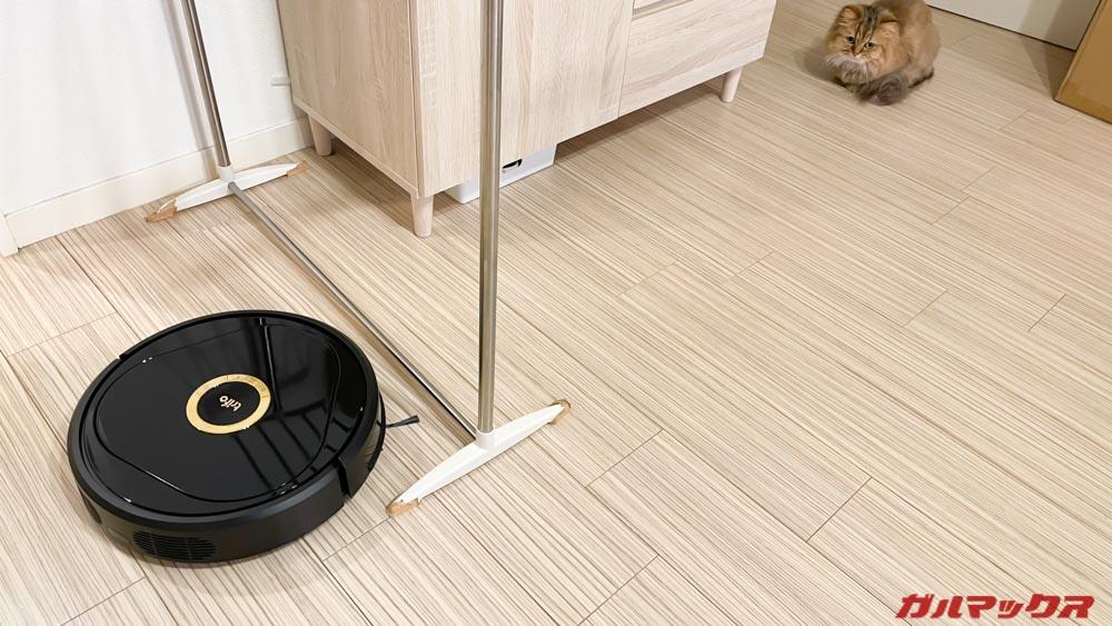 Trifo ロボット掃除機 Lucy