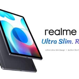 「Realme Pad」発表!Realme初のタブレット、薄型ボディにLTEモデルも。グローバル版に期待!