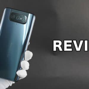 ASUS Zenfone 8 Flipのレビュー!フリップカメラ搭載ハイエンドモデルの実力を試す!