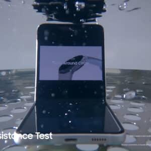Galaxy Z Fold3とGalaxy Z Flip3の耐久性テスト動画が公開